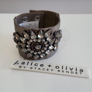Alice + Olivia Bracelet or Cuff
